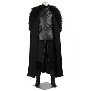 Game Of Thrones Cosplay Jon Snow Costume