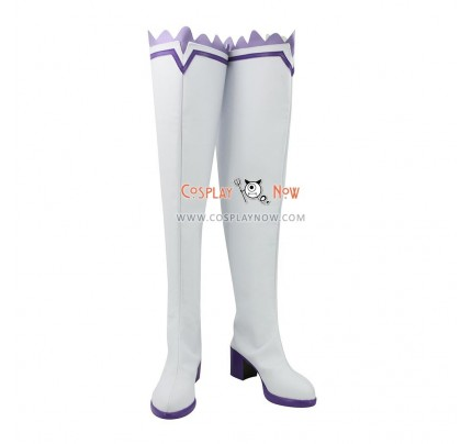 Re Life in a different world from zero Cosplay Shoes Emilia Boots
