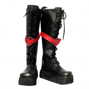 Alice in the Country of Hearts Cosplay  Shoes Alice Boots