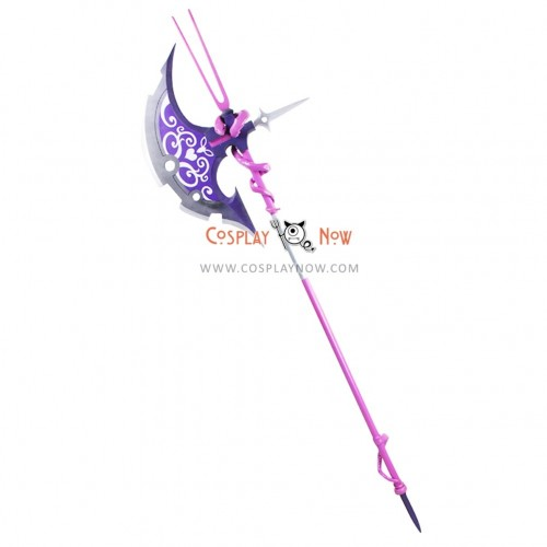 GATE Rōri Mākyurī Big Sword Wand PVC Cosplay Props