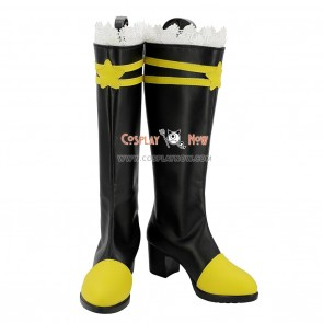 Touhou Project Cosplay Shoes Kirisame Marisa Boots