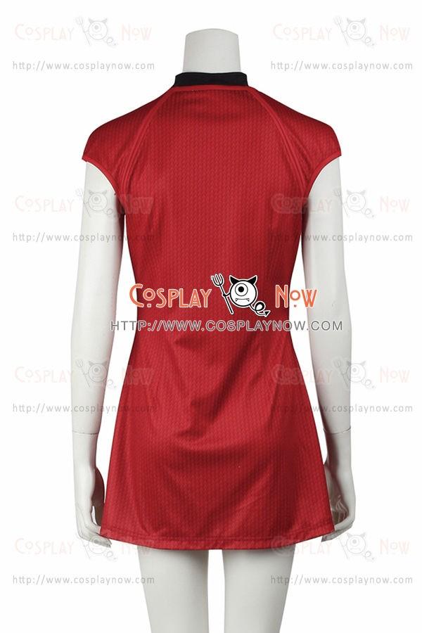 Star Trek Into Darkness Cosplay Nyota Uhura Costume