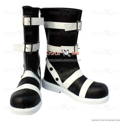 Soul Eater Cosplay Shoes Maka Albarn Boots