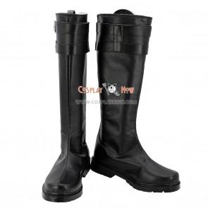 Touken Ranbu Online Cosplay Shoes Nikkari Aoe Boots