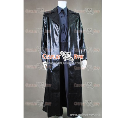 The Matrix Neo Cosplay Costume Outfit