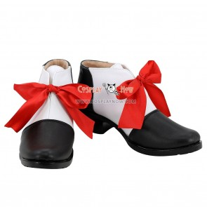 Revolutionary Girl Utena Cosplay Tenjo Utena Shoes