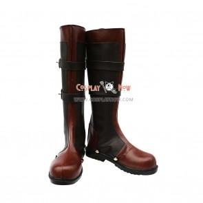 The Legend of Heroes Cosplay Shoes Ao no Kiseki Wazy Hemisphere Boots