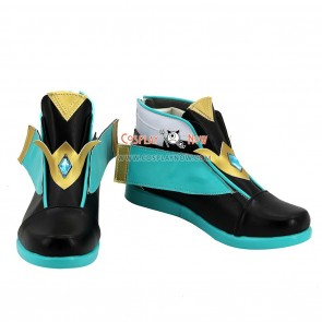 Elsword Cosplay Ain Shoes for Show