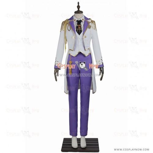 Magic-kyun Renaissance Ichijoji Teika Cosplay Costume