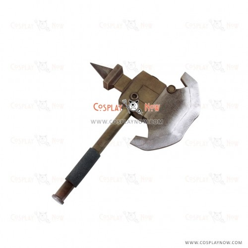 Thor Cosplay Hulk props with ax