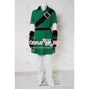 The Legend of Zelda Link Cosplay Costume