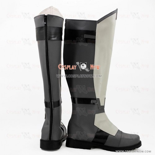 RWBY Volume 4 Cosplay Shoes Hazel Rainart Brown Boots