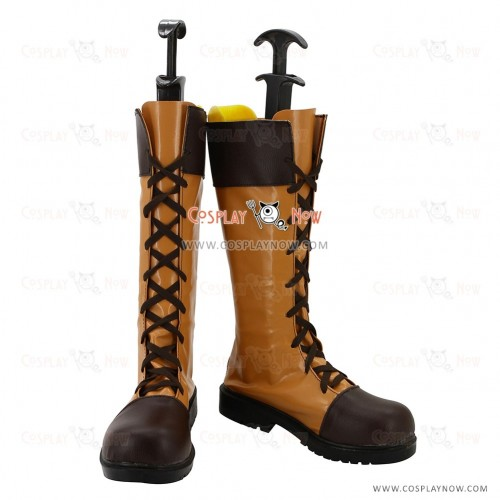 Happy Tree Friends Cosplay Shoes Flippy Boots