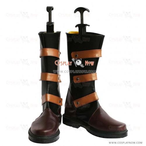 Tsubasa Reservoir Chronicle Cosplay Shoes Li Syaoran Boots