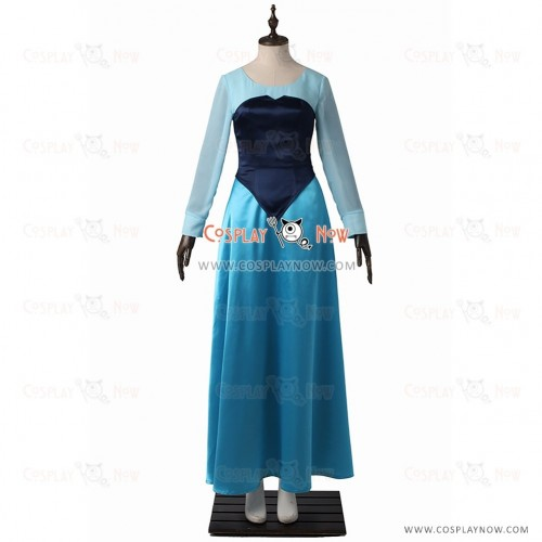 Princess Ariel Cosplay Costume for girls