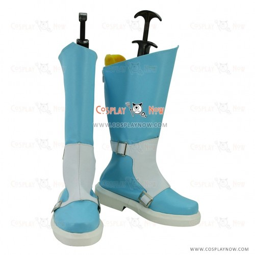 Cute High Earth Defense Club LOVE! Cosplay Shoes En Yufuin Boots