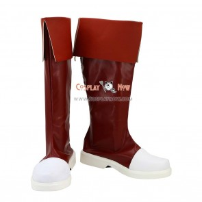 Fairy Tail Cosplay Shoes Dragon Slayers Wendy Marvell Boots