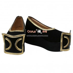 Dynasty Warriors Cosplay Cai Wenji Shoes