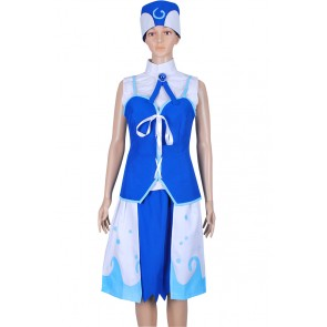 Fairy Tail Cosplay Juvia Loxar Costume