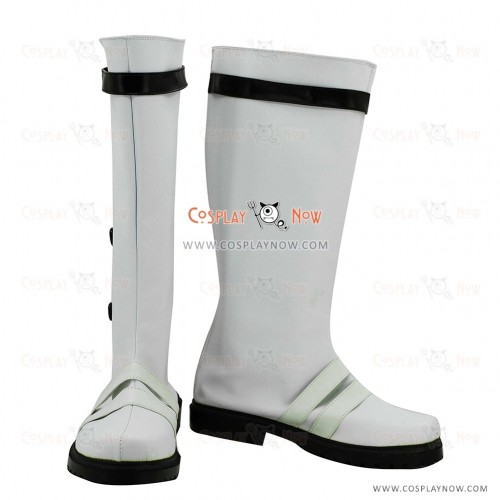 Knights of Sidonia Cosplay Shoes Gu Fengdaozhang Boots