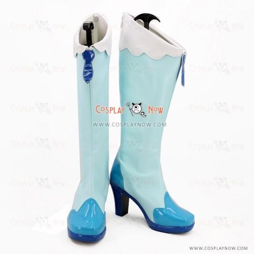 Pretty Cure Cosplay Shoes Yakushiji Saaya Boots