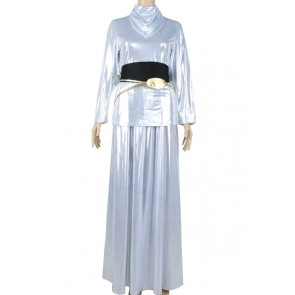 Star Trek V The Final Frontier Caithlin Dar Cosplay Costume