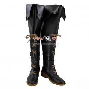 Final Fantasy Cosplay Shoes Dark Magician Boots