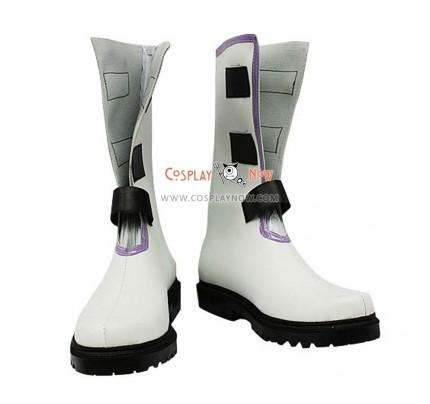 Pandora Hearts Cosplay Shoes Xerxes Break Boots