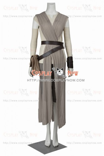 Rey Costume For Star Wars The Force Awakens Cosplay Uniform