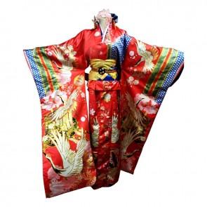Vocaloid Hatsune Miku Cosplay Costume Kimono