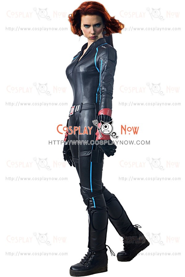 Black Widow Age Ultron: Black Widow Costume For The Avengers 2: Age Of Ultron