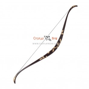 Lord of The Rings Legolas Greenleaf Bow PVC Cosplay Props