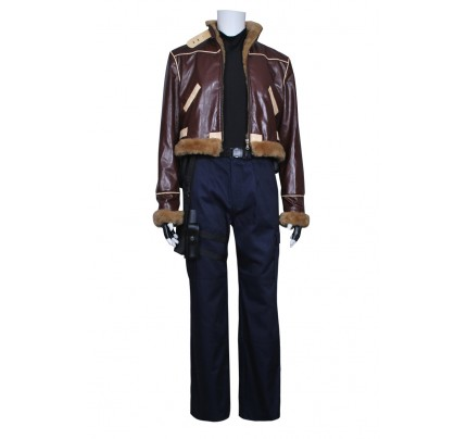 Resident Evil 4 Leon Kennedy Cosplay Costume