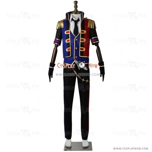 The Idolmaster SideM OP Reason!! Cosplay Iseya Shiki Costume
