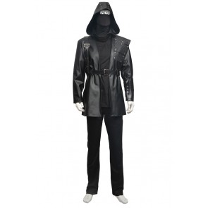 Malcolm Merlyn Arthur King Costume For Green Arrow Cosplay