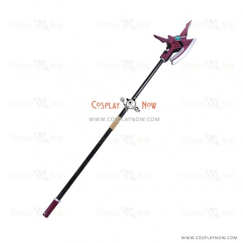 The Legend of Heroes Cosplay Ash Carbide props with Ax