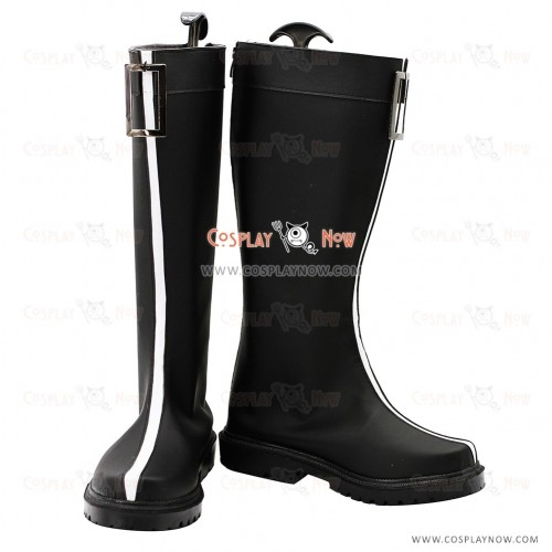 Amnesia Cosplay Shoes KENT Boots
