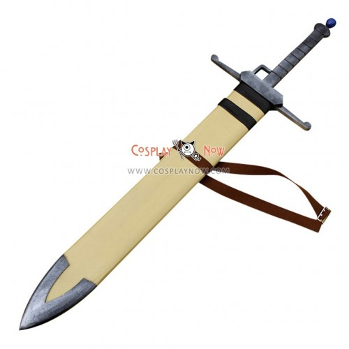 IXION SAGA DT Eguchi Takuya's Sword PVC Replica Cosplay Props