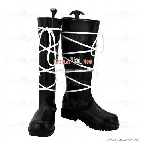 Reborn Cosplay Shoes Superbia Squalo Boots