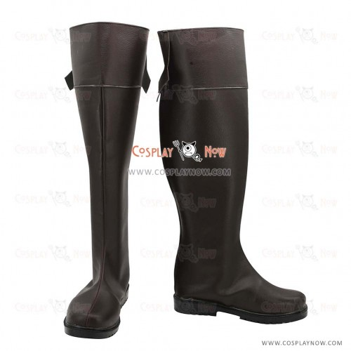 Attack on Titan Cosplay Shoes Eren Jaeger Boots