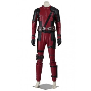 Deadpool Cosplay Wade Wilson Costume Version A Outfit
