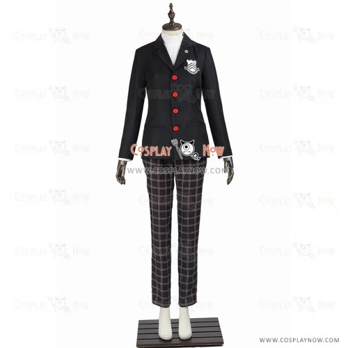 The Hero Outfit of Shin Megami Tensei Persona Cosplay Costume
