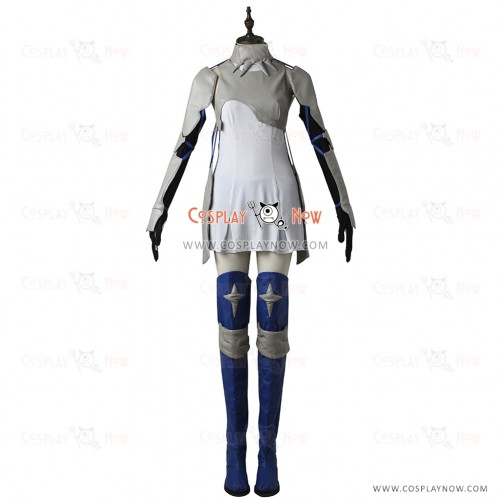 DanMachi Gaiden Sword Oratoria Cosplay Ais Wallenstein Costume Dress