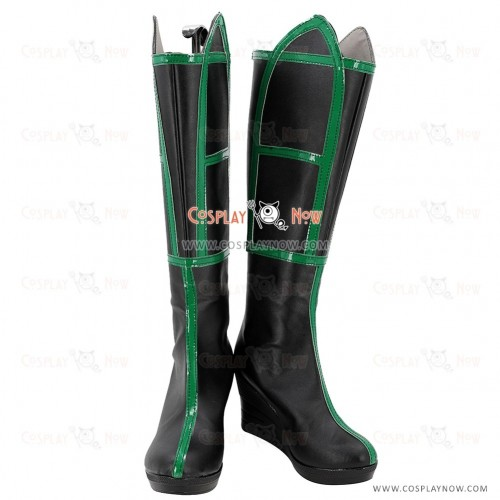 Thor Cosplay Shoes Hela Boots for Woman