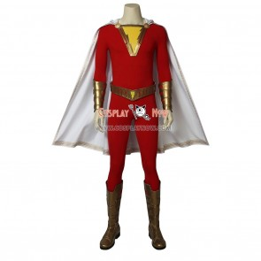 Justice League Cosplay Shazam Costume