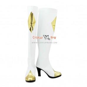 Code Geass Cosplay Shoes C.C Boots