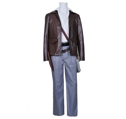 Indiana Jones Harrison Ford Cosplay Costume