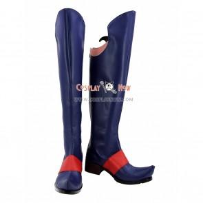 Little Witch Academia Cosplay Shoes Atsuko Kagari Boots
