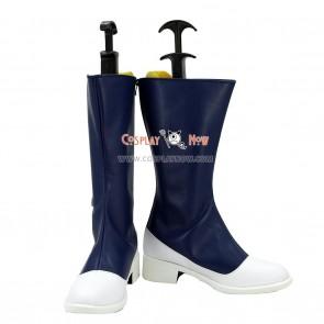 Touken Ranbu Cosplay Shoes Shinano Toushirou Boots