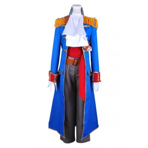 Ciel Phantomhive Costume For Black Butler Kuroshitsuji II Cosplay